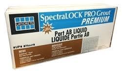 Laticrete Spectralock Pro Grout Color Chart Laticrete Spectralock Pro Premium Epoxy Grout Commercial Unit Part A B Part C