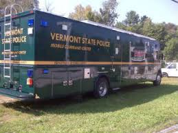 Critical Incident Dispatch Team Vermont State Police