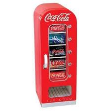 Mini Vending Machine Uk Inspiration Coca Cola Vending Machine EBay