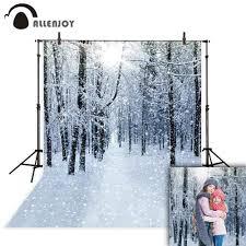 <b>Allenjoy photography background</b> white winter bokeh <b>Christmas</b> tree ...
