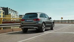 Den første utgaven hadde en elektrisk rekkevidde på opptil 34 kilometer etter nedc. Mercedes Benz Glc Suv Safety