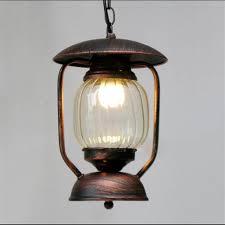 american retro bar creative hanging lighting fixture bar cafe teahouse kerosene lantern aisle iron pendant lights morphe busches
