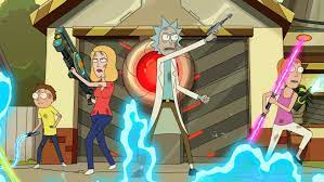 watch Rick and Morty season 5 episode 3 ...