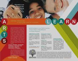 tri fold school brochure template collection school brochure template kids flyer templates creative