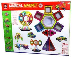 Магнитный <b>конструктор</b> Xinbida Magical Magnet 704-71 — купить ...
