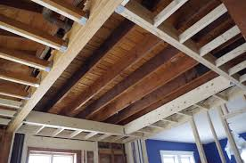 Tray Ceiling Framing With Wood Tray Ceiling Framing And