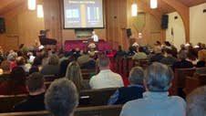 Milan Baptist Church, Milan, MI - Creation Training Initiative with Mike  Riddle