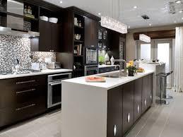 Dark Brown Cabinets Kitchen Kitchen Kitchen Ideas Dark Brown Cabinets Beverage Serving