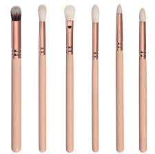 z o e v a 12pcs makeup brushes professional rose golden luxury set brand make up tools kit powder blend cosmetic brushes luxury set 12pcs set pink