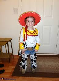 cowgirl homemade costume