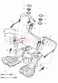 Fuel supply module fuel gauge sender suction jet pump with hose