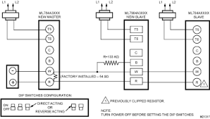 ml7984a4009 u Honeywell Actuator Wiring Diagram Honeywell R845A Wiring-Diagram