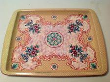 Daher Decorated Ware 11101 Tray Daher Decorated Ware 100 eBay 1