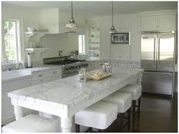 white carrara countertop