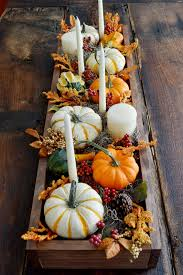 23+ Insanely Beautiful Thanksgiving Centerpieces and Table Settings  homesthetics decor ideas (15)