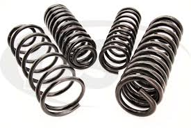 Moog Spring Chart Moog Coil Springs Moog Suspension Parts