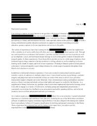Academic Reference Librarian cover letter | Open Cover Letters