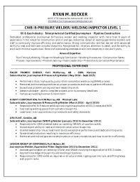 Pipefitter Resume Sample Welder Resume Template To Welding Resumes