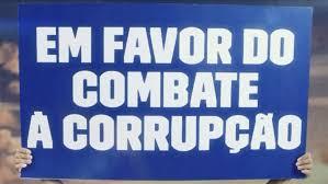 Resultado de imagem para LUTA CONTRA A CORRUPÇÃO