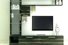 Good Modern Wall Unit Designs C40 Urban Ladder Wall Unit Modern Classy Modern Wall Unit Designs For Living Room