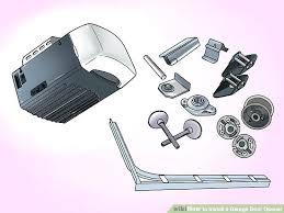 install automatic garage door opener image titled install a garage door opener step 5 how to