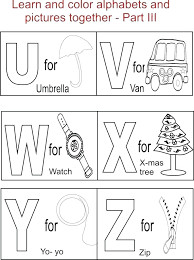 Free Printable Sign In Sheets Extraordinary Free Printable Alphabet Coloring Pages Free Printable Alphabet
