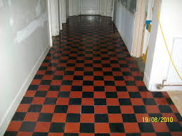 school tile floor. Brilliant Tile Quarry Tile Floor Restoration At A School In Leatherhead  Doctor  Cleaning Service Business In I