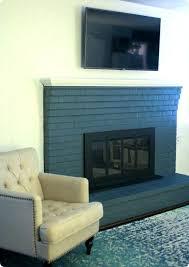 interior fireplace paint interior fireplace paint navy fireplace removing paint from interior brick fireplace gas fireplace