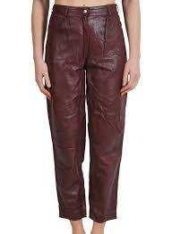 vintage pants 80 s leather pants las rerags vintage clothing whole