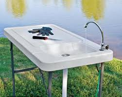 wonderful folding table with sink with stonegate bxty115 outdoor folding table with sink