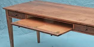 desk workstation wood top desk wooden desks for desktop computer table hardwood computer desk