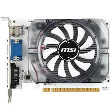 Купить <b>Видеокарта MSI GeForce GT</b> 730 N730-2GD3V2 в ...