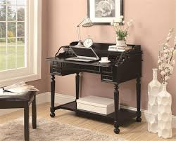 home office writing desks. Lift-Top Writing Desk In Black Finish By Coaster - 800994 Home Office Desks