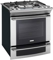 gas range. 30\u0027\u0027 Gas Built-In Range With Wave-Touch® Controls EW30GS65GS Electrolux Appliances G