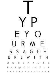 Snellen Chart Uk Printable Free Eye Chart Maker Create Custom Eyecharts Online