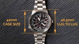 The Ultimate Watch Size Guide Complete The Slender Wrist