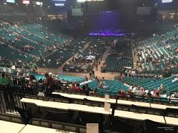 concert seat view for mgm grand garden arena section 102