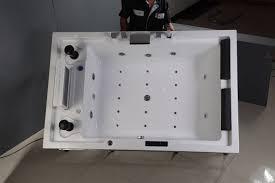 glass jet whirlpool bathtub with tv option plumbing diagram