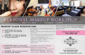 manila beginners makeup work july 2017
