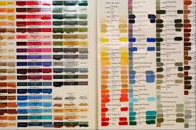 Acrylic Paint Conversion Chart Bedowntowndaytona Com