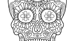 Skull And Bones Coloring Pages Free Printable Crossbones Anatomy