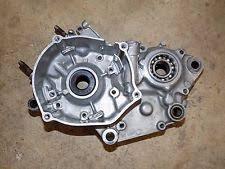 yamaha yz 85 motor left crank case motor engine crankcase 5pa 15111 00 00 yamaha
