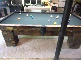 custom pool tables. Custom Stone And Copper Pool Tables How To Table