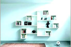 wooden wall bookshelves bookshelf wonderful white book rack wood mounting mount bookcase rustic ll mounted shelving