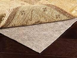 surya premium felted 10 round rug pad