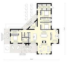 container homes plan - floor