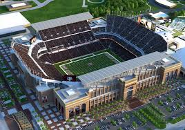 Tamu Football Seating Chart Kyle Field Redevelopment Approved By Texas A And M Board Of