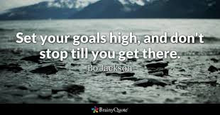Goal Quotes Goals Quotes BrainyQuote 23