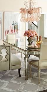 eliza dining mirrored dining table barade settee melissa dining chair by moud at horchow