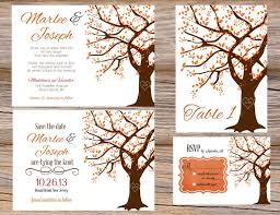738 best wedding invitations images on pinterest invitations Diy Wedding Invitations Fall Theme autumn inspired wedding invitations, fall wedding theme invites Fall Color Wedding Invitations